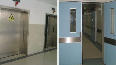 丹东医院防辐射铅门