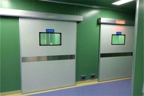 六盘水CT室防辐射铅门